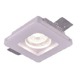 Гипсовый светильник Arte Lamp Invisible A9214PL-1WH