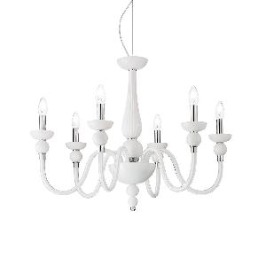 Люстра Ideal Lux Doge SP6 Bianco