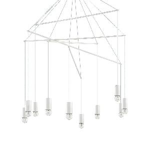 Люстра Ideal Lux Pop SP10 Bianco