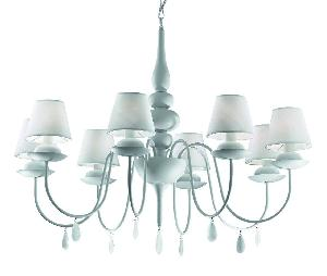 Люстра Ideal Lux Blanche SP8