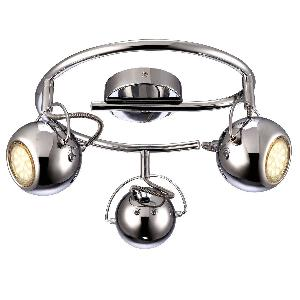 Спот Arte Lamp 86 Chrome A9128PL-3CC